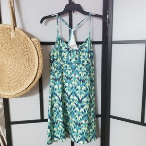 Tehama ikat racerback sport dress